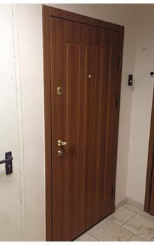 Накладки на входные двери из мдф